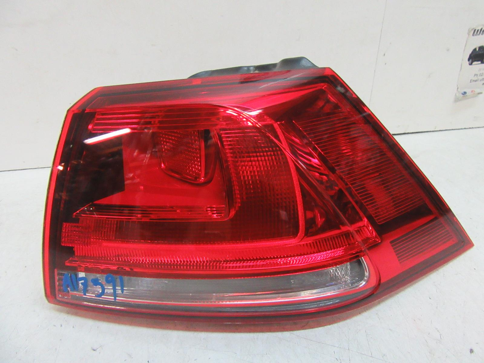 View Auto part Right Taillight Volkswagen Golf 2016