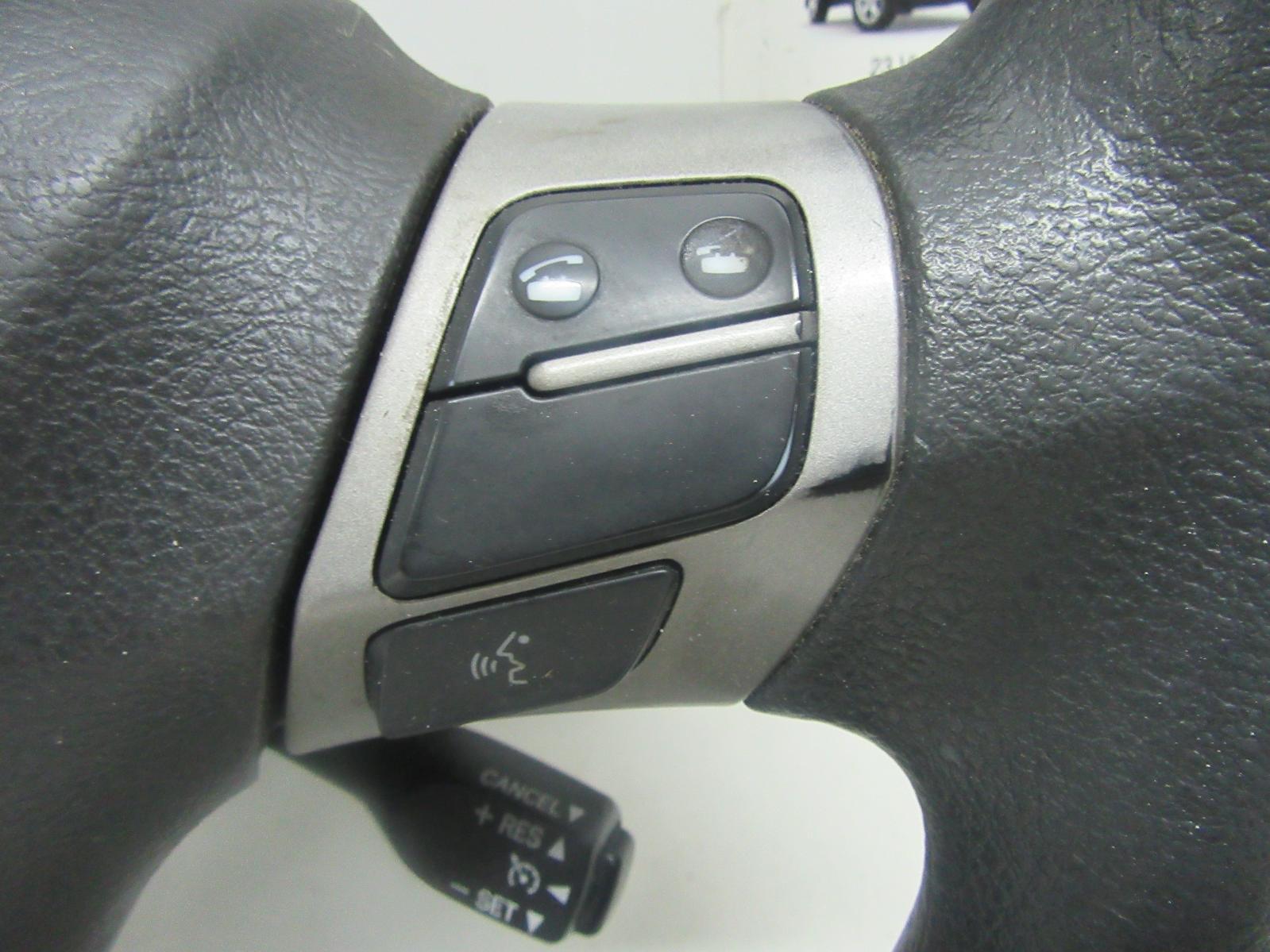 toyota camry steering wheel w airbag vinyl type acv40 07 06 11 11 06 07 08. Black Bedroom Furniture Sets. Home Design Ideas