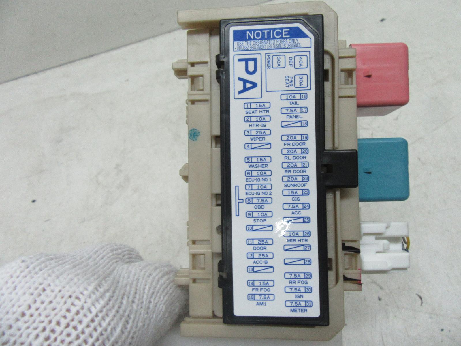 fuse box 93 toyota corolla 01 toyota corolla fuse box toyota auto wiring diagram