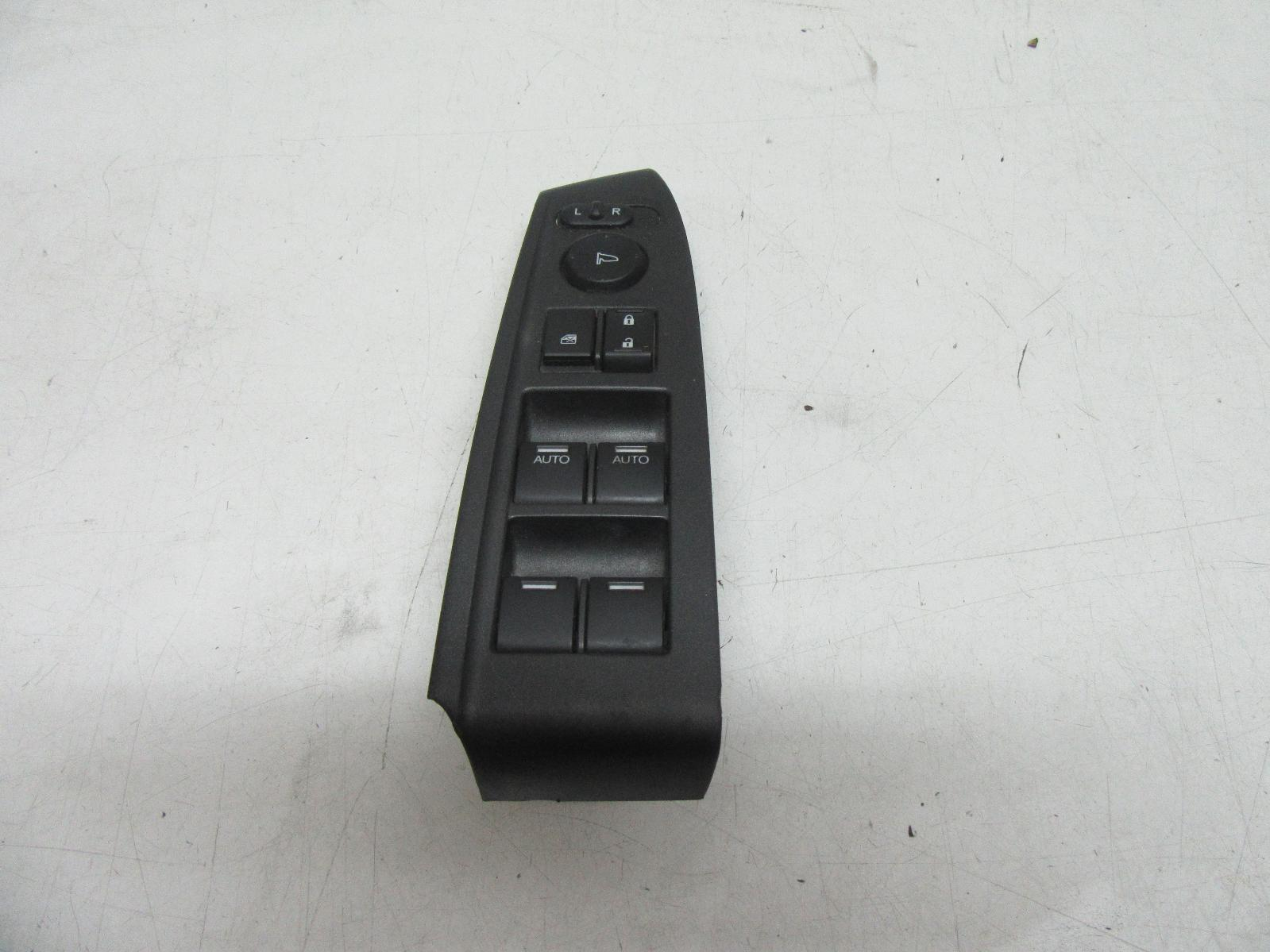 Honda accord cp master window switch rh front 02 08 ebay for 1994 honda accord power window switch